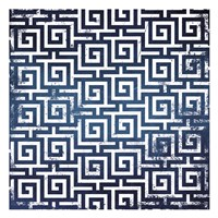 Blue Keys Fine-Art Print
