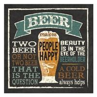 Beer Humor Fine-Art Print