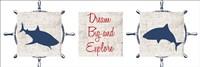 Dream Big & Explore Fine-Art Print