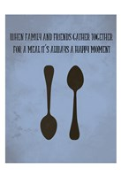 Gather For A Meal Fine-Art Print