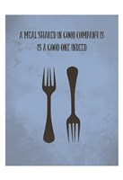 A Meal Indeed Fine-Art Print