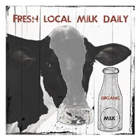Fresh Local Milk Fine-Art Print