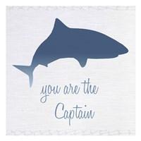 Captain 1 Fine-Art Print