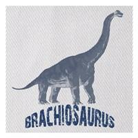 Brachiosaurus Dino Fine-Art Print