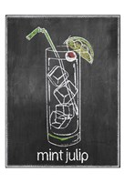 Mint Julip Chalk Fine-Art Print