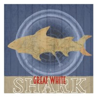 Great White Fine-Art Print