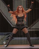 Becky Lynch 2014 Posed Fine-Art Print
