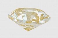 Gold Diamond 1 Fine-Art Print