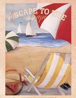 Escape To The Cape Fine-Art Print