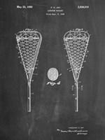 Lacrosse Stick Fine-Art Print