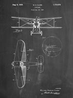 W.D. Clark Plane D Fine-Art Print