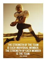 Strength of the Team Fine-Art Print