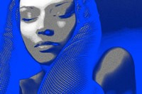 Blue Beauty Fine-Art Print