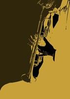 Jazz Orange 1 Fine-Art Print