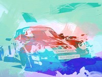 911 Before The Race Fine-Art Print