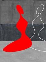 Red Grill Fine-Art Print