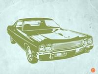 My Favorite Car 5 Fine-Art Print