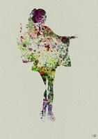Kimono Dancer 2 Fine-Art Print
