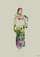 Kimono Dancer 5 Fine-Art Print