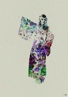 Kimono Dancer 6 Fine-Art Print