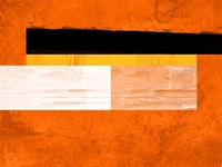 Orange Paper 4 Fine-Art Print