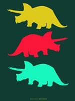 Dinosaur Family 7 Fine-Art Print