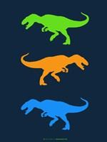 Dinosaur Family 22 Fine-Art Print