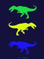 Dinosaur Family 23 Fine-Art Print