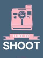 I Like to Shoot 6 Fine-Art Print