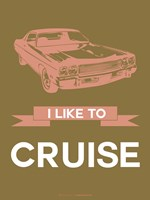 I Like to Cruise 2 Fine-Art Print