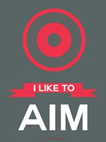 I Like to Aim 2 Fine-Art Print