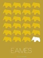 Eames Yellow Elephant Fine-Art Print