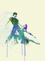 Tango Couple Fine-Art Print