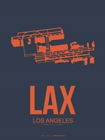 LAX Los Angeles 3 Fine-Art Print