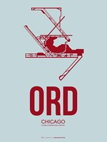 ORD Chicago 3 Fine-Art Print