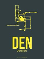 DEN Denver 1 Fine-Art Print