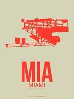 MIA Miami 3 Fine-Art Print