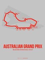 Australian Grand Prix 1 Fine-Art Print