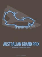 Australian Grand Prix 2 Fine-Art Print