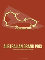 Australian Grand Prix 3 Fine-Art Print