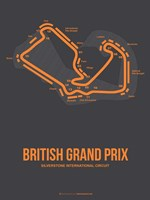 British Grand Prix 3 Fine-Art Print
