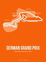 German Grand Prix 3 Fine-Art Print