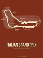 Italian Grand Prix 3 Fine-Art Print