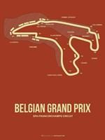 Belgian Grand Prix 2 Fine-Art Print