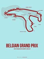 Belgian Grand Prix 3 Fine-Art Print