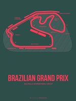 Brazilian Grand Prix 2 Fine-Art Print