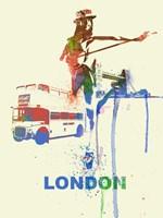 London Romance Fine-Art Print