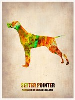 Setter Pointer 2 Fine-Art Print
