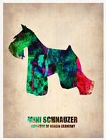Miniature Schnauzer 2 Fine-Art Print
