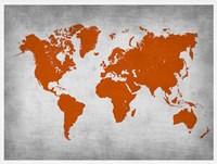 World Map 14 Fine-Art Print